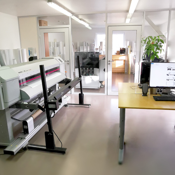 Atelier de production Wagner